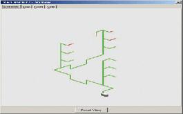 VESDA ASPIRE ống Thiết kế phần mềm