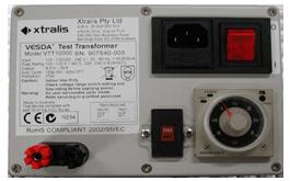 Xtralis Test Transformer