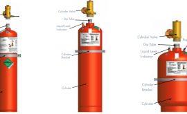 Các thiết bị chữa cháy của Siemens gồm những gì?